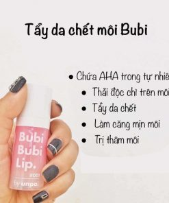 gel sui tay te bao chet moi bubi bubi lip 4