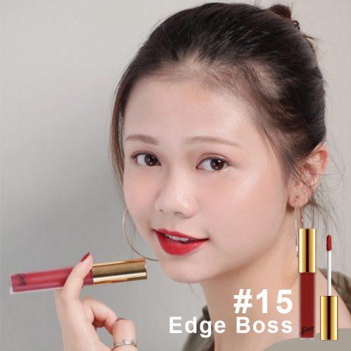 Son Bbia last velvet lip tint Version 3 Edge Boss 15 Đỏ Rượu