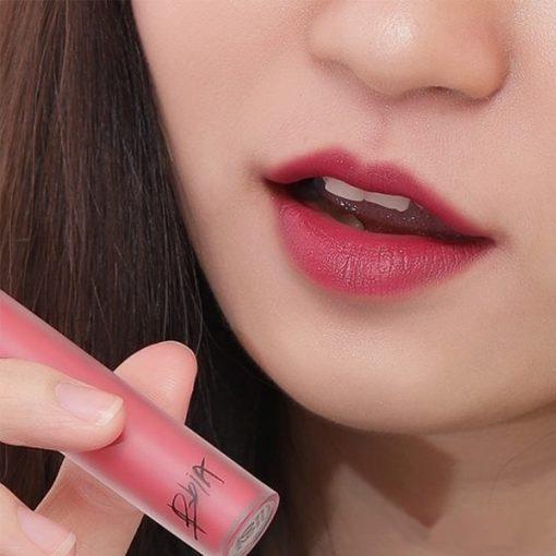 Son Kem Lì Bbia Last Velvet Lip Tint Version 2 Màu 09 Hồng Đỏ