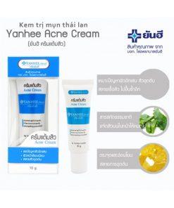 Thanh phan Kem tri mun Yanhee