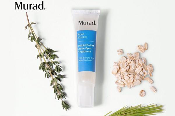 Kem cham mun Rapid Relief Acne Spot Treatment cua Murad