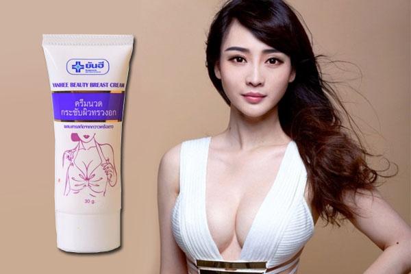 Kem Massage No Va San Chac Nguc Yanhee Beauty Breast Cream