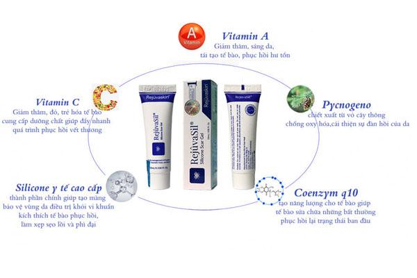 Kiểm tra kỹ về thành phần và review của người khác trước khi sử dụng kem trị sẹo lồi nhé