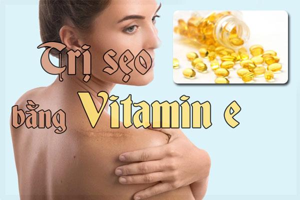 Tri seo bang vitamin E
