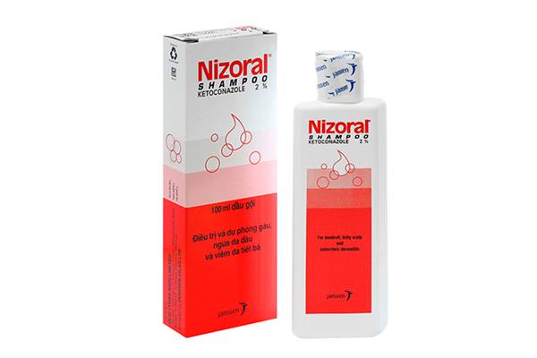 Dầu gội trị nấm da đầu Nizoral được ưa chuộng sử dụng