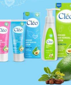 kem tay long Cleo 5