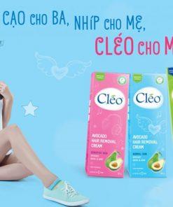 kem tay long Cleo 6