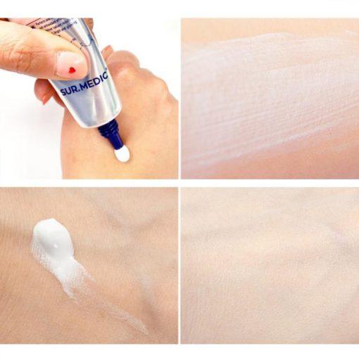 Kem duong trang nang tong da Sur Medic Super Glutathione 4