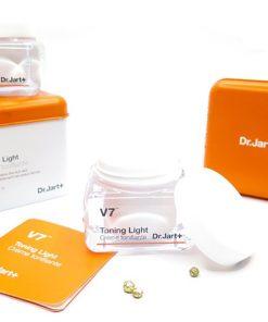 V7 Toning Light Dr Jart Hàn Quốc làm sáng tông da ngay tức thì