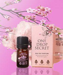 Nước hoa vùng kín Bergamo One Drop Secret chính hãng Hàn Quốc